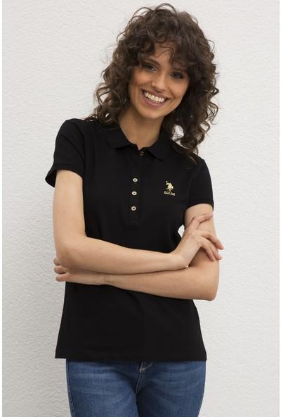 U.S. Polo Assn. Kadın T-Shirt 50217591-VR046