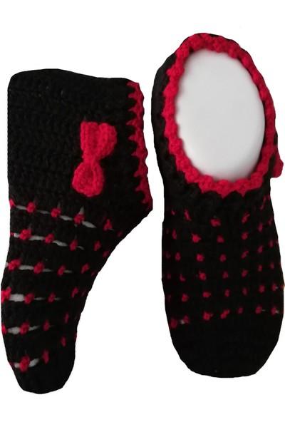 Nuh Home Kışlık Kadın Patik Çorap
