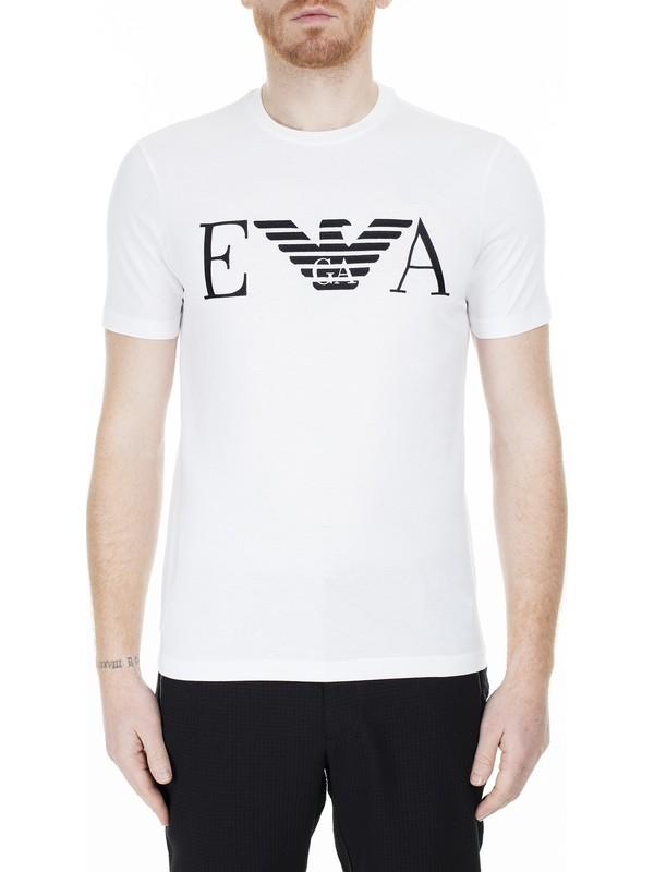 Emporio Armani T-Shirt Erkek T-Shirt S 6G1Tc2 1J00Z 0100
