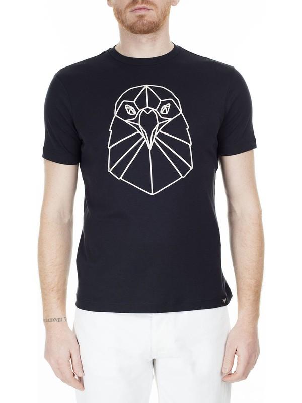 Emporio Armani T-Shirt Erkek T-Shirt S 6G1Te2 1Jprz 0922