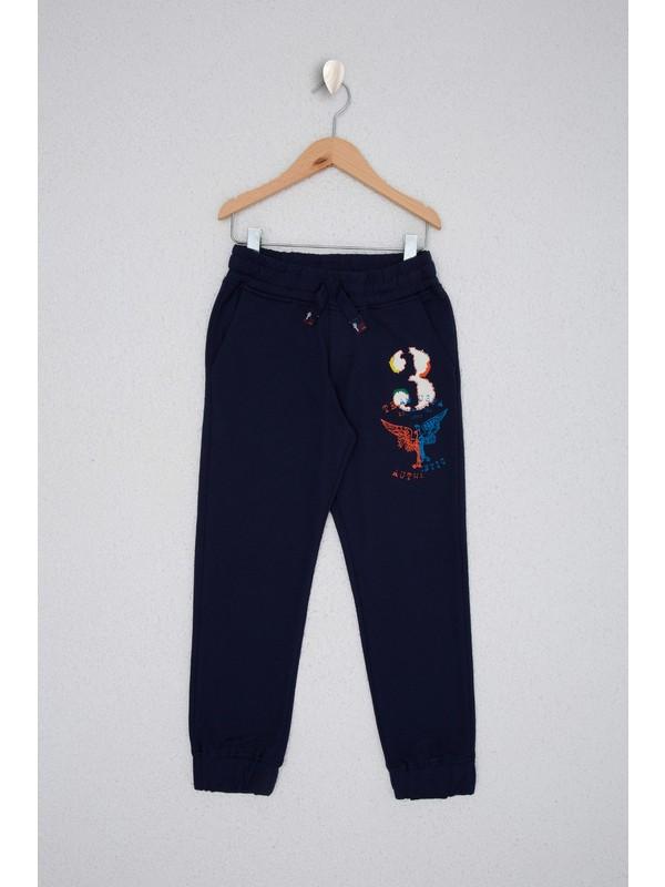 U.S. Polo Assn. Erkek Çocuk Örme Pantolon 50220278-VR033
