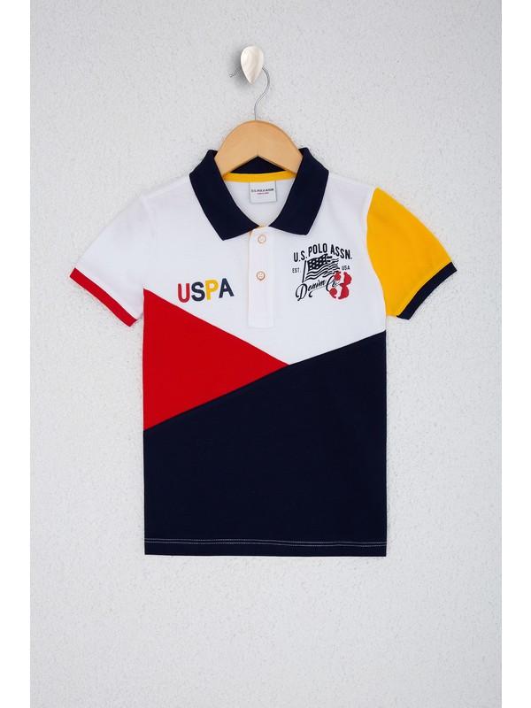 U.S. Polo Assn. Erkek Çocuk T-Shirt 50220267-VR033