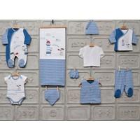 Bebitof Denizci 10'lu Bebek Hastane Çıkış Seti 10013