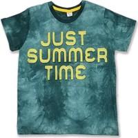 Mutti Just Summer Baskılı Erkek Çocuk T-Shirt