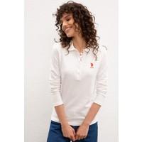 U.S. Polo Assn. Kadın Sweat Shirt Basic