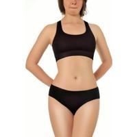 Özten Özten 205 6'lı Paket Ribana Pamuk Kadın Bikini Külot