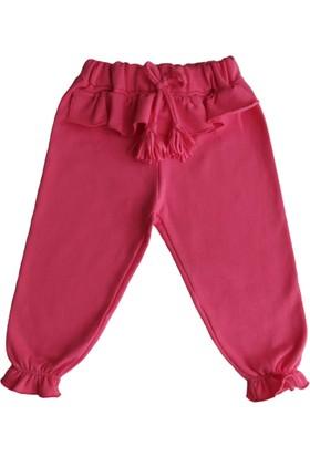 İnci Mercan Kız Çocuk Pijama Altı