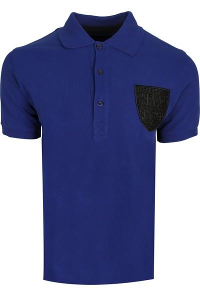 Philipp Plein Erkek Polo Yaka T-Shirt U001795