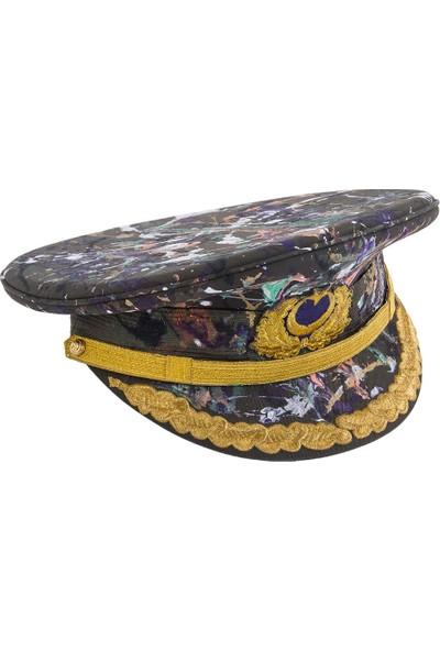 Dilahan Doğan Art Türk Askeri Şapkası