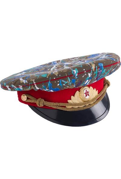 Dilahan Doğan Art Rus Askeri Şapkası