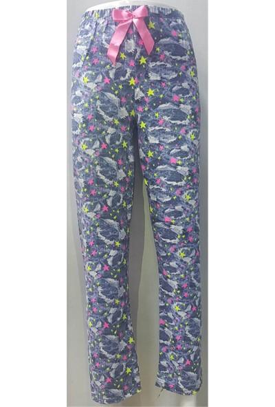 Akbeniz Kadın Tek Alt Pijama 27143