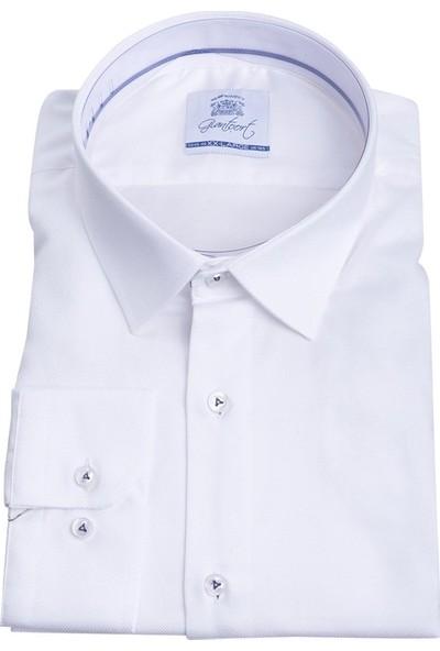 Giantport C761.G Erkek Gömlek Beyaz