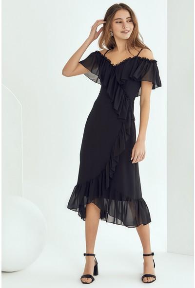 Perspective Kadın Feo Elbise 2413