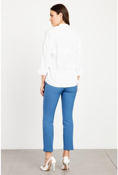 Moda İlgi Dantel Detaylı Bluz Kadın Bluz 1971028