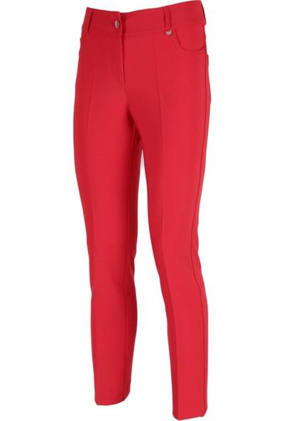 Moda İlgi Dar Paça Pantolon Kadın Pantolon 1974011