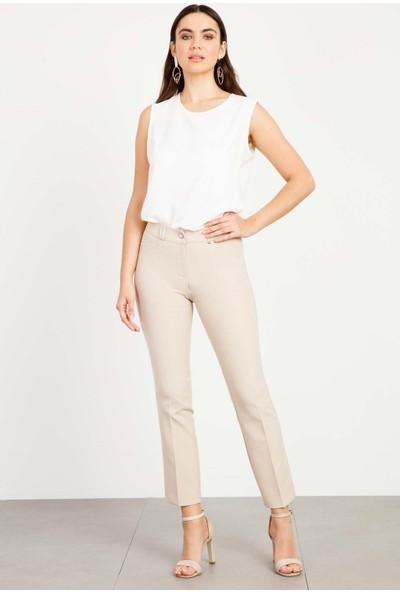 Moda İlgi Dar Paça Pantolon Kadın Pantolon 1974020