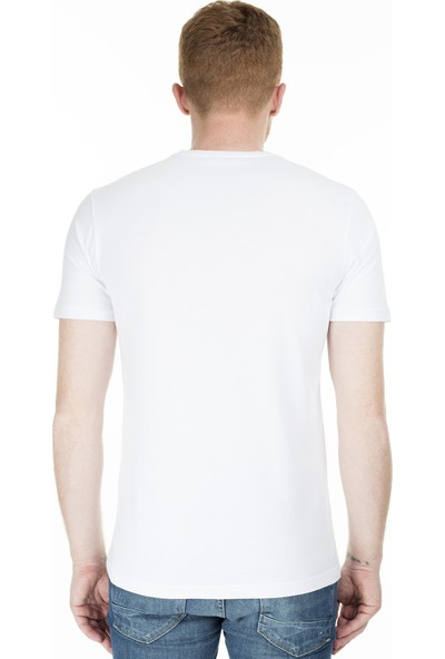 Buratti Basic Bisiklet Yaka Slim Fit T-Shirt Erkek T-Shirt 5722512O
