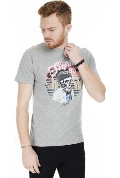 Jack & Jones Jorricky T-Shirt Erkek T-Shirt 12170564