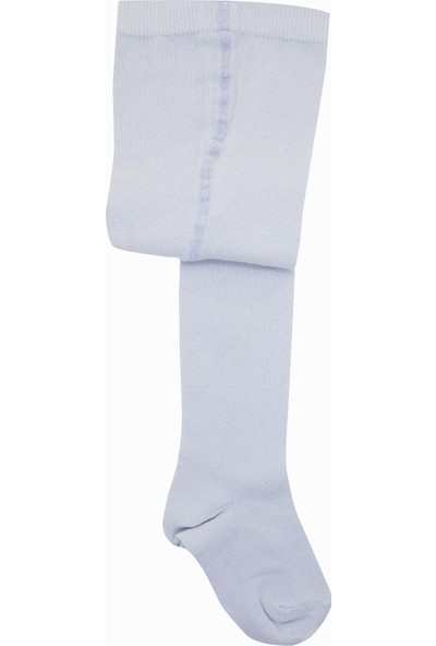 Olay Bebek Külotlu Çorap Mavi 6 - 12 Ay