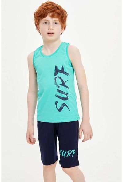 DeFacto Erkek Çocuk Surf Atlet Bermuda Takım