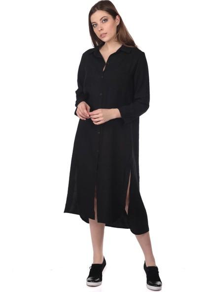 Markapia Woman Cepli Gömlek Elbise