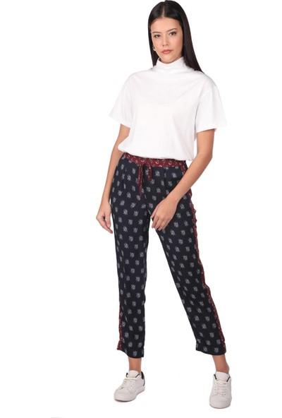 Markapi̇a Woman Desenl Pantolon