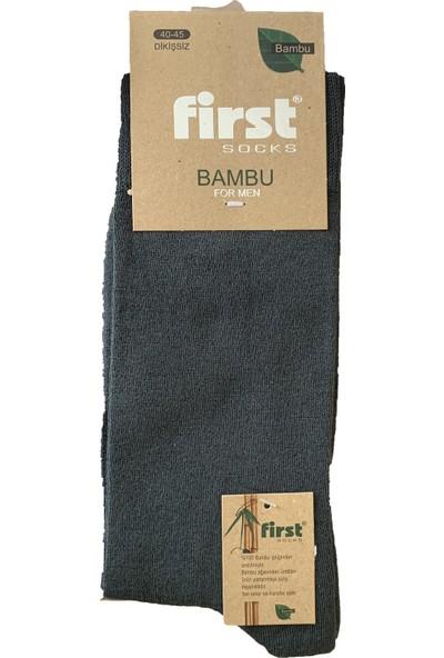 First Bambu 40-45 Dikişsiz Çorap