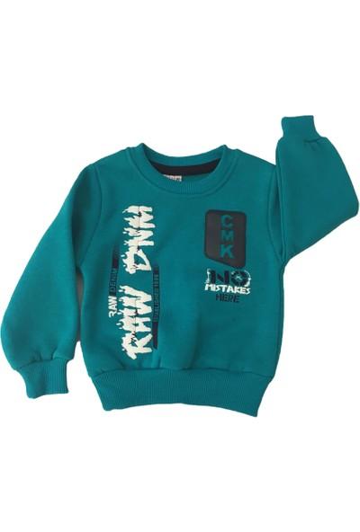 Acar Cmk Erkek Çocuk Kazak - Mavi