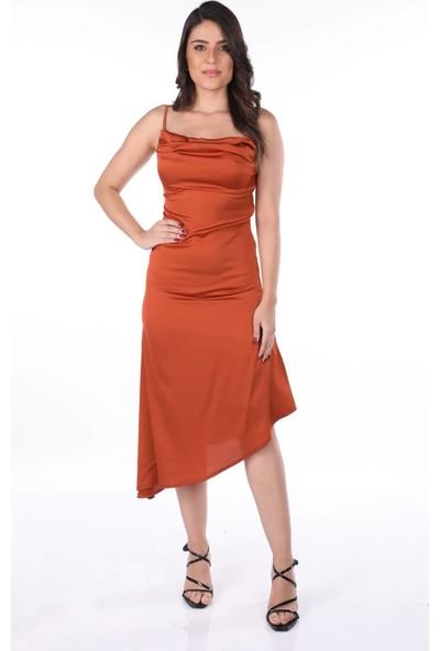 Markapia Woman Asimetrik Elbise