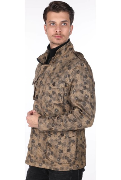 Markapi̇a Woman Desenli Ceket