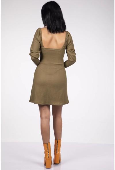 Markapia Woman Düz Elbise