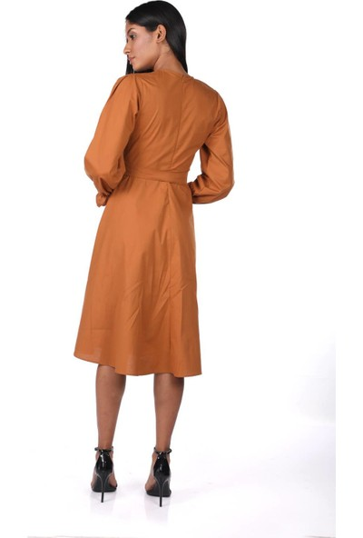 Markapia Woman Kloş Elbise