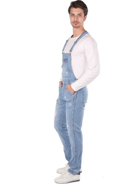 Last Player Erkek Tulum Pantolon