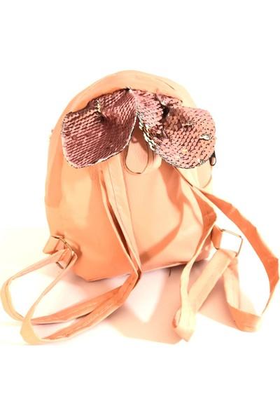 Amazon Çanta Işıklı Pudra Çocuk Çantası