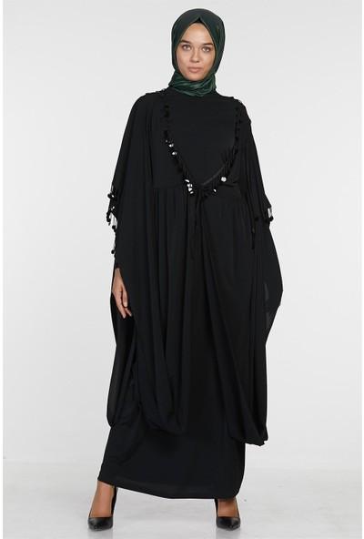 Armine Pilisoley Detaylı Abiye Elbise