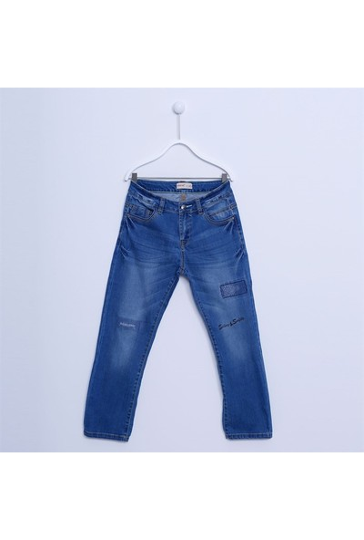Silversun Erkek Çocuk Kot Pantolon PC 313851