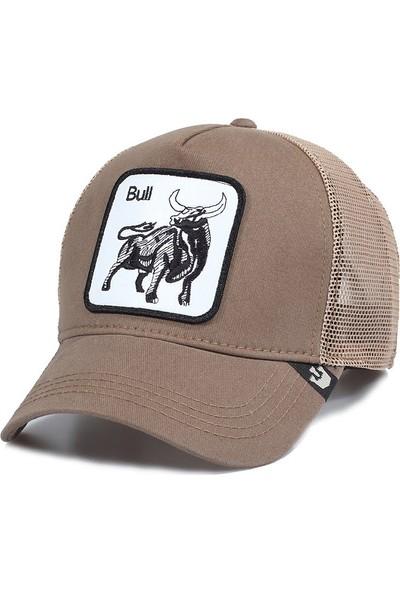 Goorin Boğa Desenli Şapka