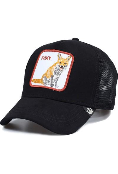 Goorin Tilki Desenli Şapka