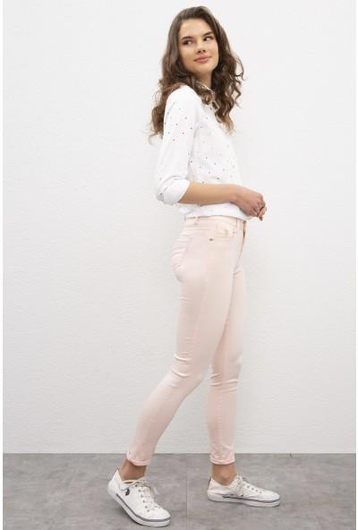U.S. Polo Assn. Kadın Spor Pantolon 50202690-VR042