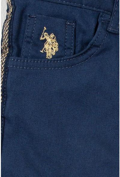 U.S. Polo Assn. Kız Çocuk Spor Pantolon 50214159-VR164