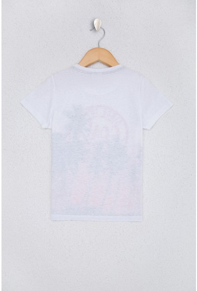 U.S. Polo Assn. Erkek Çocuk T Shirt 50220342-VR039