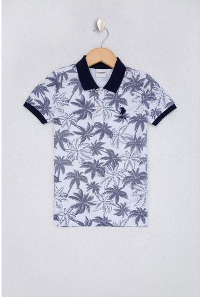 U.S. Polo Assn. Erkek Çocuk T Shirt 50224516-VR013
