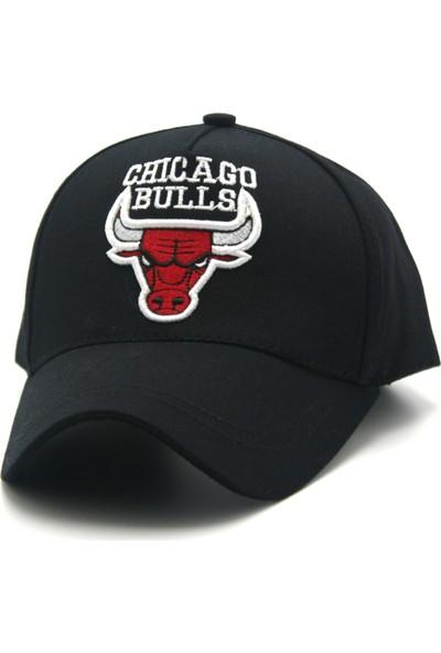 Poyraz Chıcago Bulls Spor Şapka