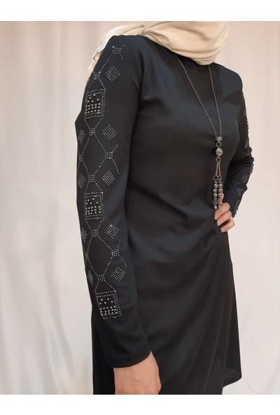 Rimel Tunik 6057 Siyah