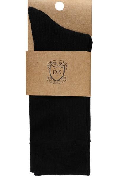 D'S Damat Siyah Çorap