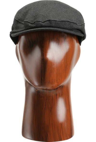 D'S Damat Antrasit Şapka