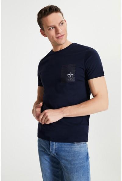 D'S Damat Lacivert T-Shirt