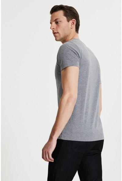 D'S Damat Gri T-Shirt