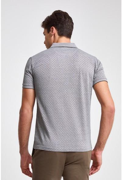 D'S Damat Regular Fit Haki T-Shirt