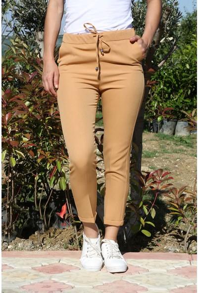 Bigdart Kadın 6401 Yandan Cepli Pantolon